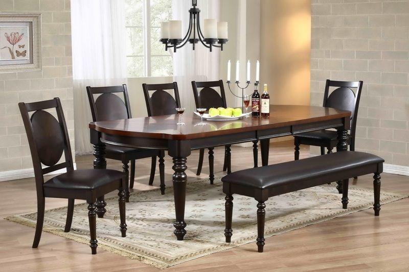 Стол обеденный для столовой